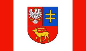Distrikto de • Powiat • Район • County of Tyśmienica • Тисмениця